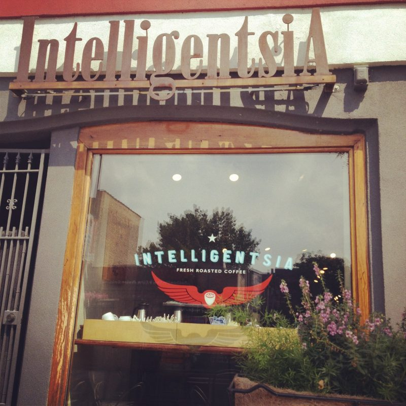 Intelligentsia, East Lakeview, Chicago
