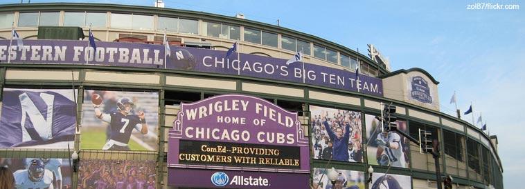 Wrigleyville Chicago