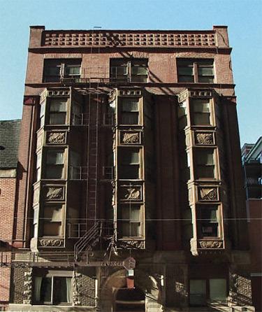 TRAGEDY: Hotel Dana, 1891, 666 N. State Street