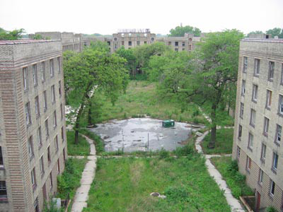 TRIBULATION: The Rosenwald Apartments, 1929, 4618-4646 S. Michigan Blvd.