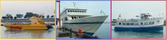 Navy Pier Boast Seadog-Mystic Blue-Shoreline